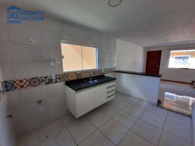 Casa com 2 dormitórios para alugar por R$ 1.200,00/mês - Inoã - Maricá/RJ - Foto 6