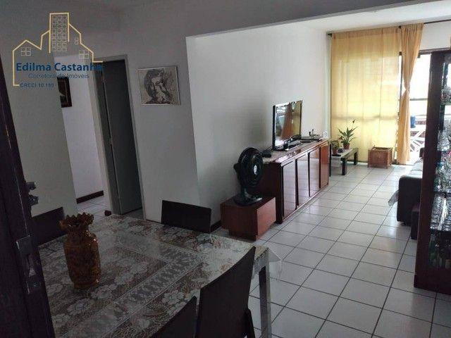 Excelente Apartamento com 4 dormitórios à venda, 94 m² por R$ 600.000 - Boa Viagem - Recif - Foto 8
