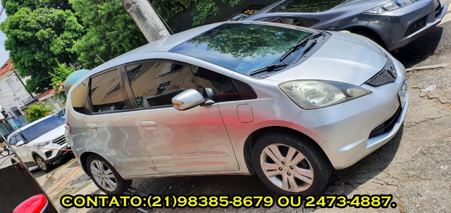 Honda Fit 1.5 Ex 2010 Flex/Gnv - Foto 3