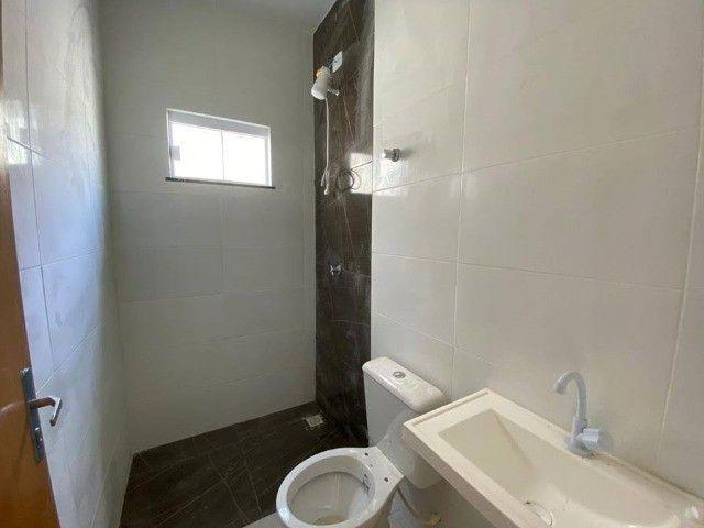 Casa 2 quartos com garagem coberta e excelente acabamento - Foto 6