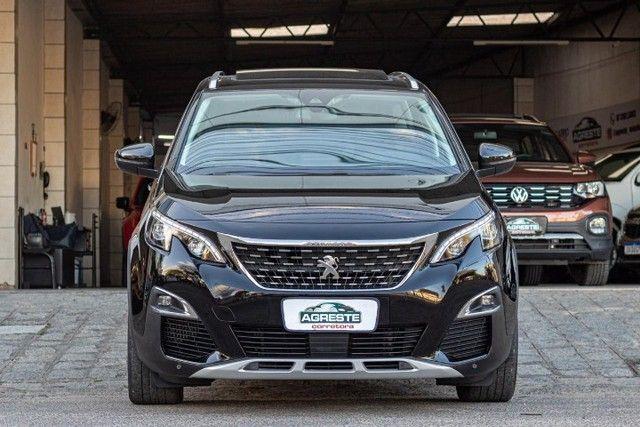 Peugeot 3008 griffe 1.6 turbo 2019 automatico *IPVA 2021 PAGO* - Foto 2
