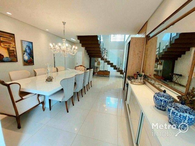 Casa de Condomínio com 5 quartos à venda, 600 m² por R$ 4.800.000 - Cohama - São Luís/MA - Foto 10