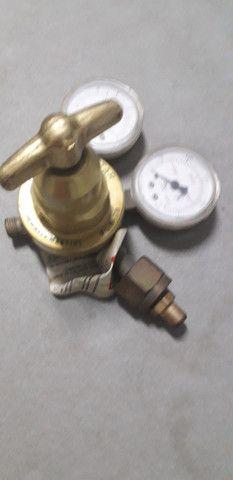 Regulador de oxigênio - Foto 6