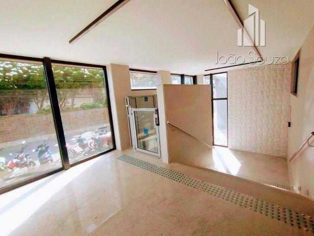 JS- Lindo apartamento na beira mar de Casa Caiada com 95m² - Estação Marcos Freire - Foto 9