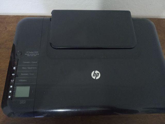 HP DeskJet 3050 usada - Foto 2