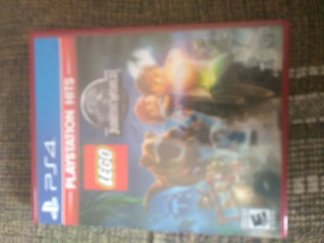 Jogo lego Jurassic world  PS3 semi novo