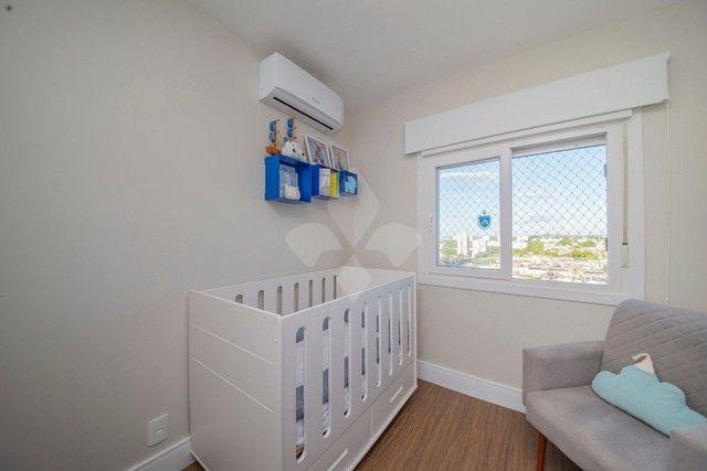 Apartamento à venda com 3 dormitórios em São sebastião, Porto alegre cod:9478 - Foto 12