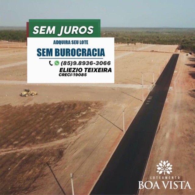 Loteamento Boa Vista, infraestrutura completa e sem burocracia !! - Foto 7