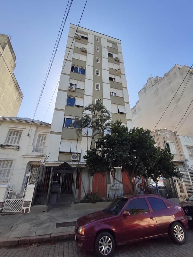 Apartamento à venda com 1 dormitórios em Cidade baixa, Porto alegre cod:170505