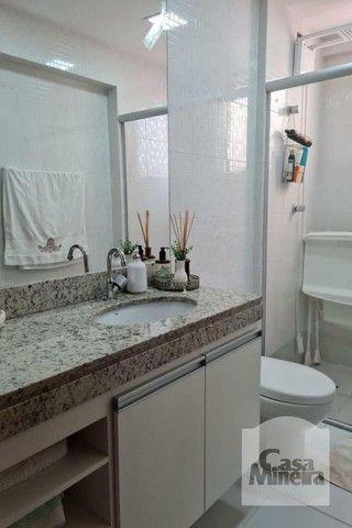 Apartamento à venda com 3 dormitórios em Castelo, Belo horizonte cod:335167 - Foto 9