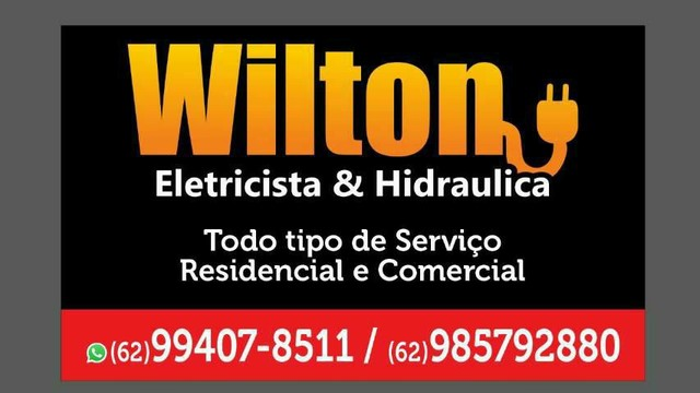 Eletricista em Geral e serviços hidráulicos 24 horas - *