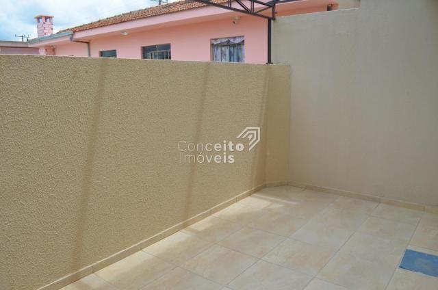 Casa para alugar com 3 dormitórios em Oficinas, Ponta grossa cod:390913.001 - Foto 3