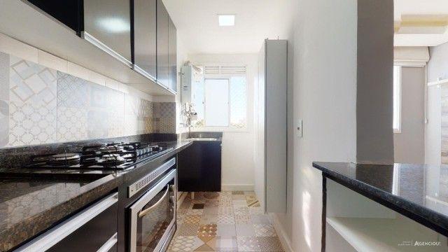 Apartamento Mobiliado com 59 m² de 2 dormitórios no Jardim Carvalho - Foto 11