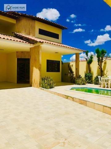 Casa com 5 dormitórios para alugar, 300 m² por R$ 2.700,00/mês - Novo Horizonte - Arapirac - Foto 2