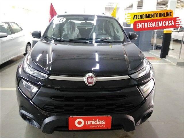 Fiat toro 1.8 flex 2020 endurence - financiamos sem entrada - Foto 6