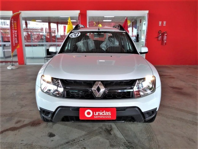 Renault Duster 1.6 Expression Manual 2019/2020