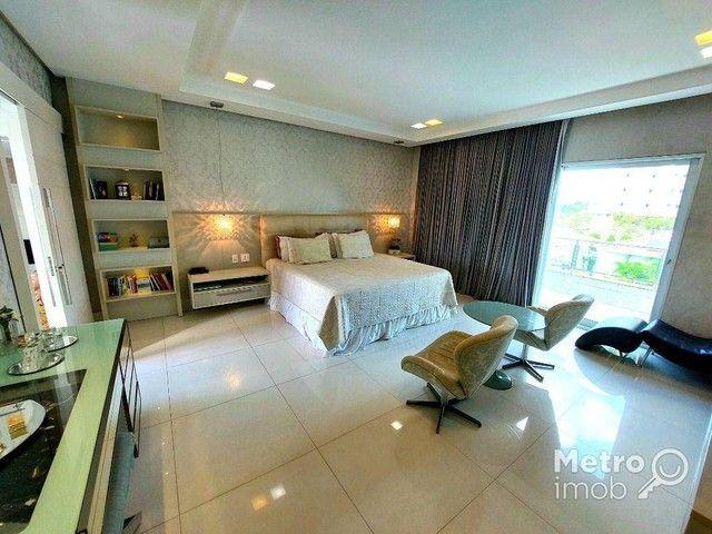 Casa de Condomínio com 5 quartos à venda, 600 m² por R$ 4.800.000 - Cohama - São Luís/MA - Foto 19
