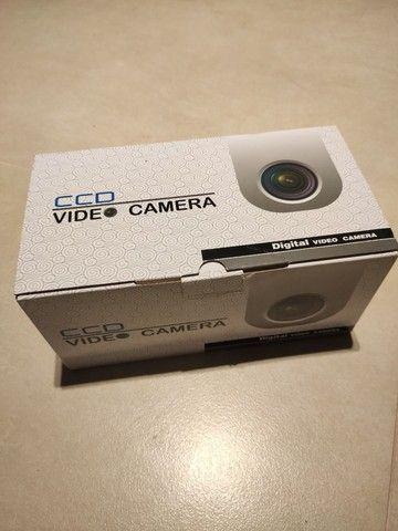 Camera Vigilância externa 1/3 Ccd Ir 6mm 36 Leds 700tvl
