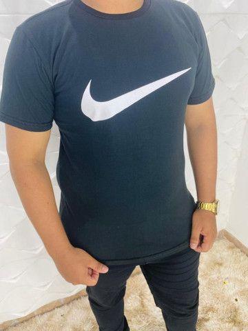 Camisa Adidas e Nike - Foto 2