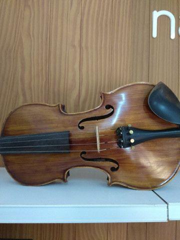 Violino Eagle ve441 verniz Natural - Foto 4