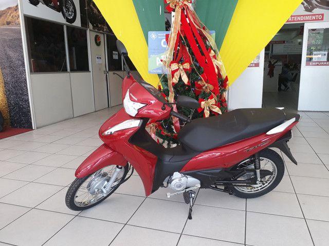 Moto Honda Biz 110 Entrada: 1.000 Em estoque!!!! - Foto 3