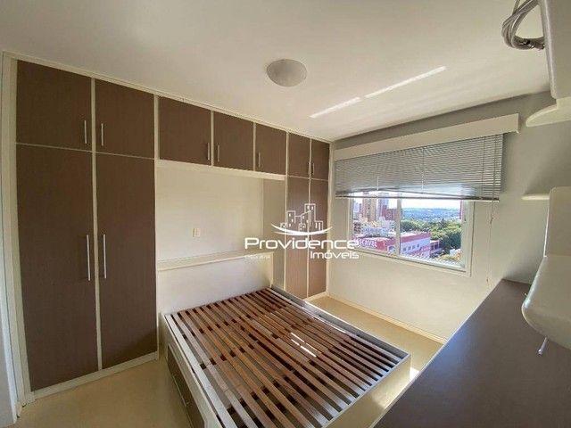 Apartamento com 3 dormitórios para alugar, 61 m² por R$ 1.250,00/mês - Centro - Cascavel/P - Foto 13