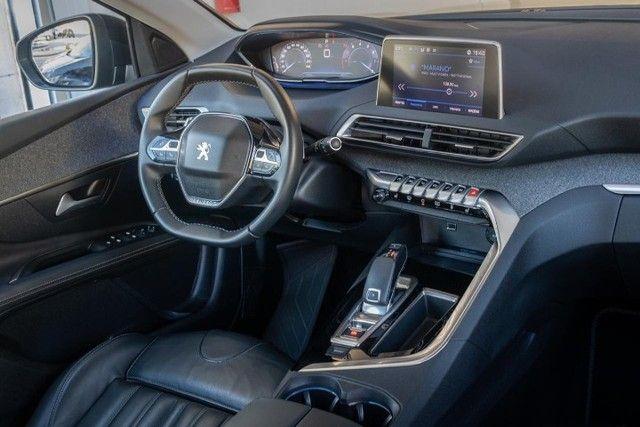 Peugeot 3008 griffe 1.6 turbo 2019 automatico *IPVA 2021 PAGO* - Foto 9