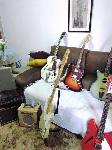 Baixo Fender Precision Bass - Foto 5