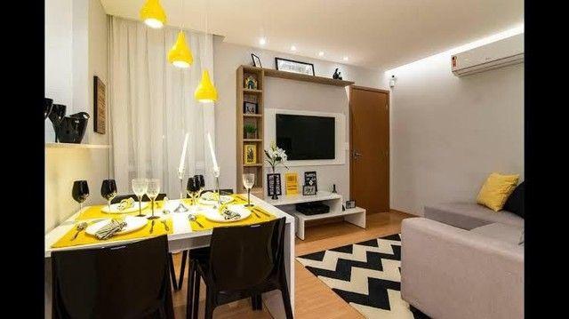 Fran)Apartamento em umbara 100%financiado 60xsem juros saia do aluguel nesse ano  - Foto 2