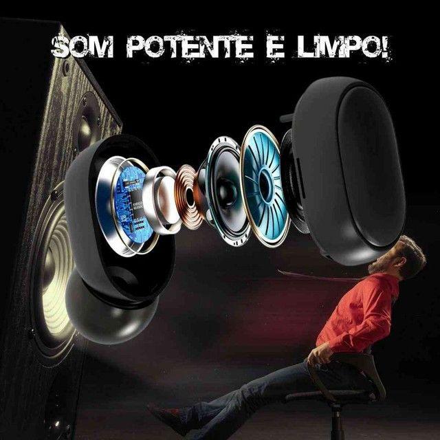 Fone Bluetooth 5.0 PRONTA ENTREGA - Foto 6