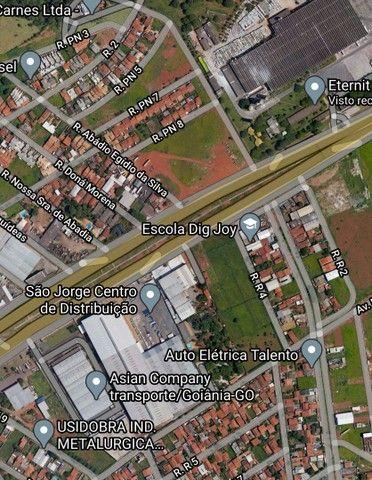 Área na BR-060