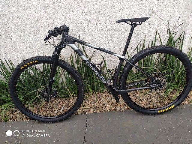 Bike Cannondale Lefty Ocho carbono - Foto 3