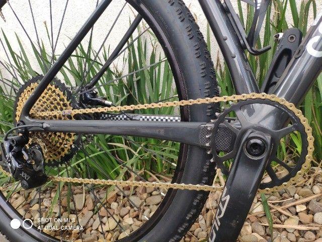 Bike Cannondale Lefty Ocho carbono - Foto 5