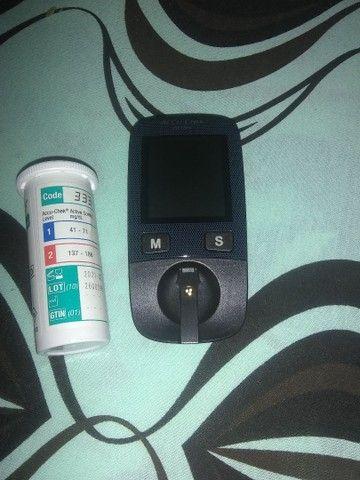 Glicosímetro - Foto 2