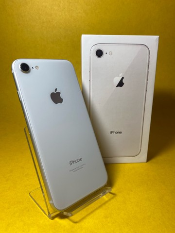 iPhone 8 Silver 64Gb impecável  - Foto 2