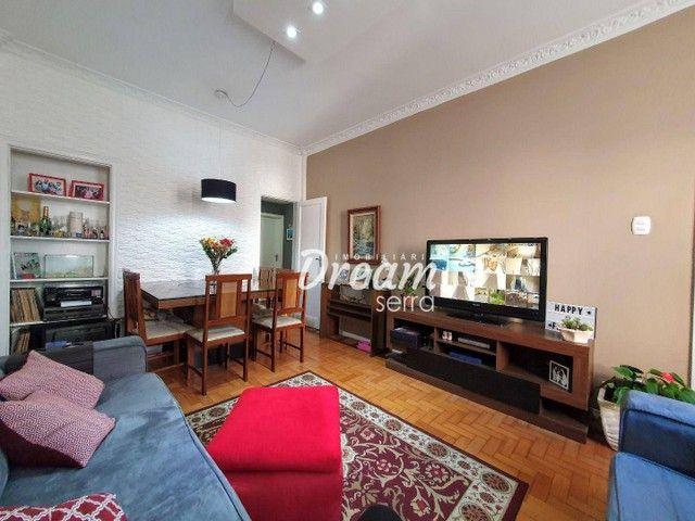 Apartamento com 3 dormitórios à venda, 70 m² por R$ 340.000,00 - Alto - Teresópolis/RJ