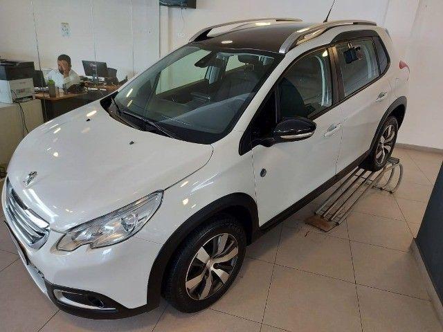 Peugeot 2008 Crossway automático 2019 Na Garantia de fábrica