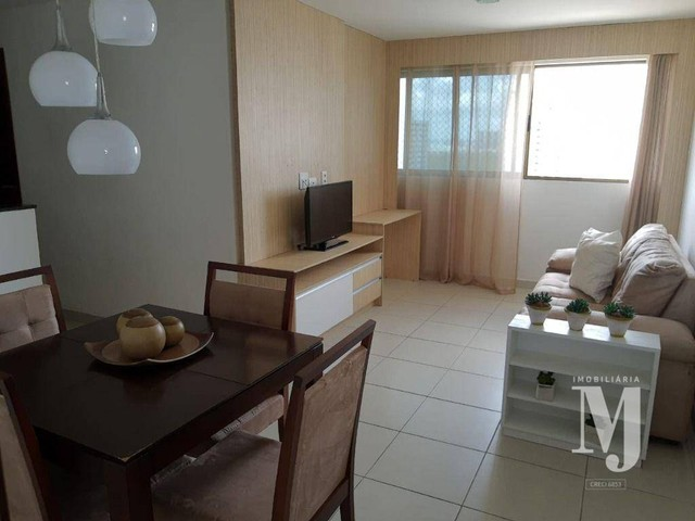 Flat com 2 dormitórios à venda, 54 m² por R$ 380.000,00 - Boa Viagem - Recife/PE - Foto 2
