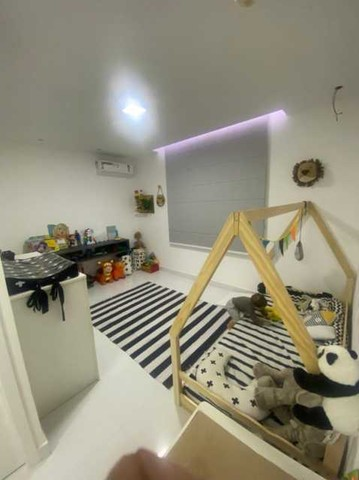 Art Life Mansão alto padrão 4suites com energia solar e split em todos cômodos - Foto 9