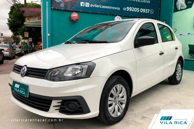 Vila Rica Seminovos VW Gol 1.0 12v MPI TotalFlex Trendline 4P Manual - Foto 2