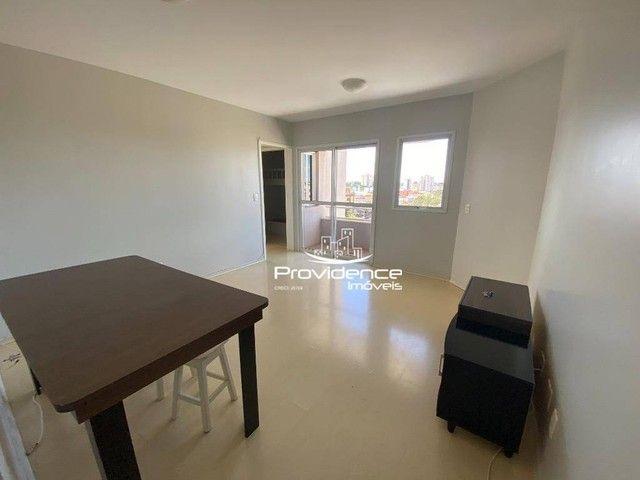 Apartamento com 3 dormitórios para alugar, 61 m² por R$ 1.250,00/mês - Centro - Cascavel/P - Foto 6