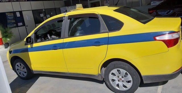 Vendo só a Autonomia do Táxi por R$ 10.000 !! Vendo GRAN SIENA - COM AUTONOMIA DO TAXI! - Foto 10