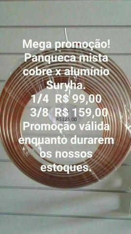 Material pra instalação de Split e refrigeração em promoção