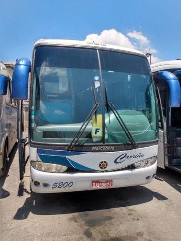 Ônibus rodoviário g6 1050 ano 2006/7 - Foto 7