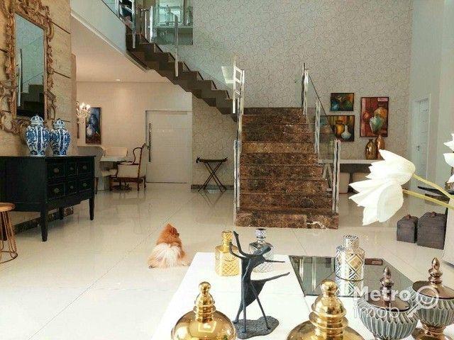 Casa de Condomínio com 5 quartos à venda, 600 m² por R$ 4.800.000 - Cohama - São Luís/MA - Foto 12