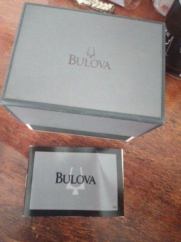 Relógio novo zerado Bulova 100% original  - Foto 3