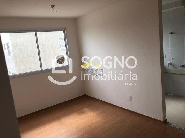 Apartamento à venda, 2 quartos, 1 vaga, Buritis - Belo Horizonte/MG - Foto 4
