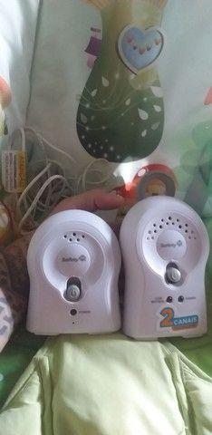 Cadeira de descanso e baba eletrônica  - Foto 4