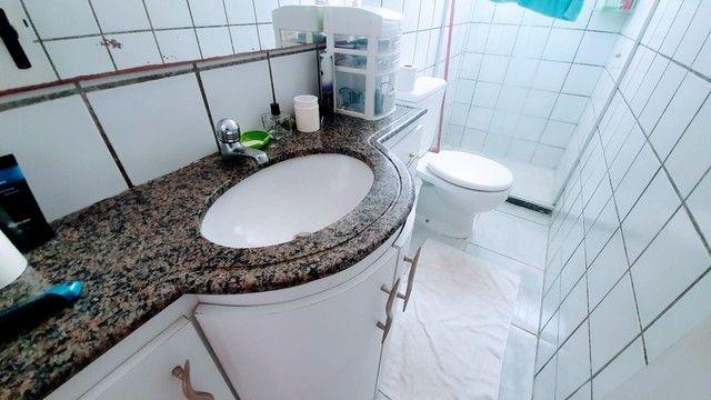 A*/Z- Apartamento com 3 Quartos em Boa viagem em andar alto - Foto 18