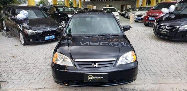 Civic Sedan LX LXL 1.7 16V 115cv Aut. 4p - Foto 2